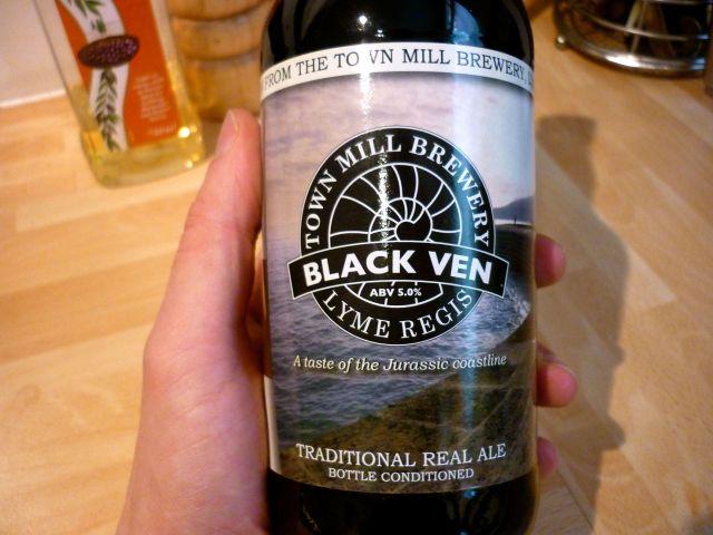 black ven