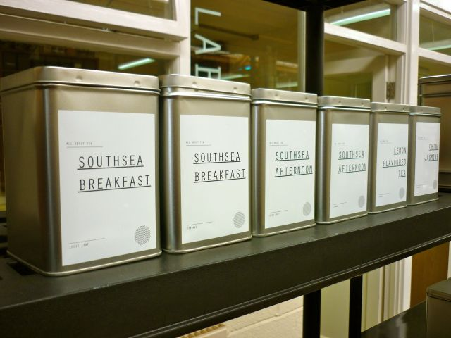 Southsea tea