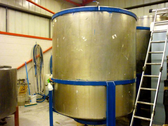 brewing vat