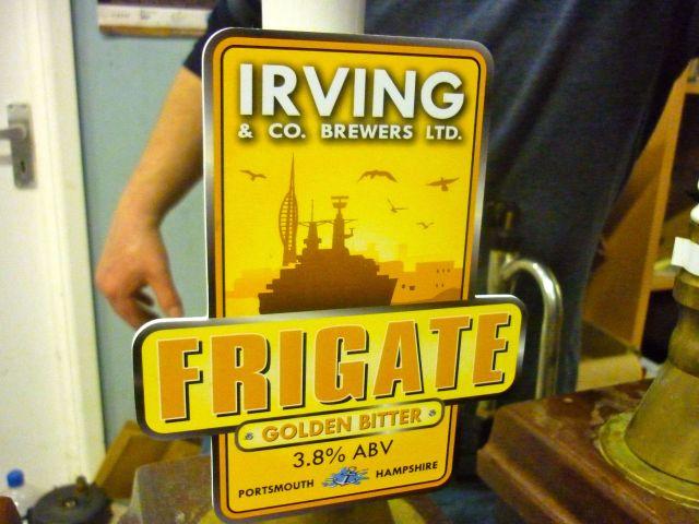 Irving Frigate