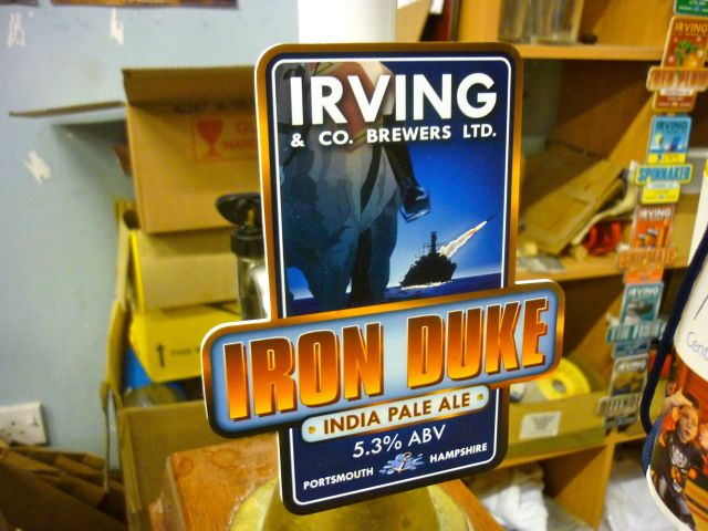 Irving Iron Duke