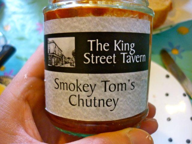 king street tavern chutney