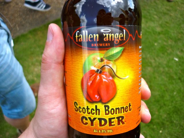 scotch bonnet cyder