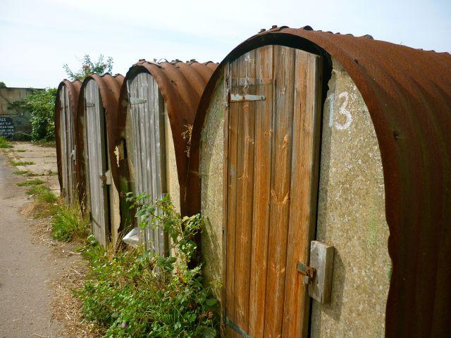 anderson air raid shelters