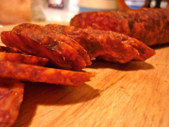 hungarian smoked sausage