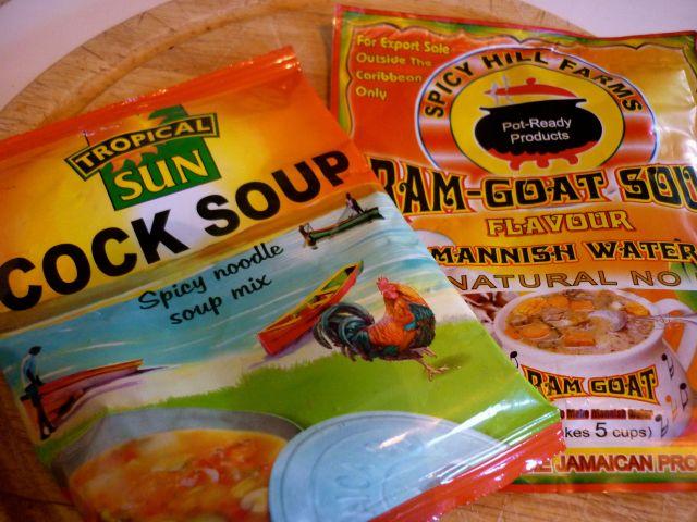 cock soup