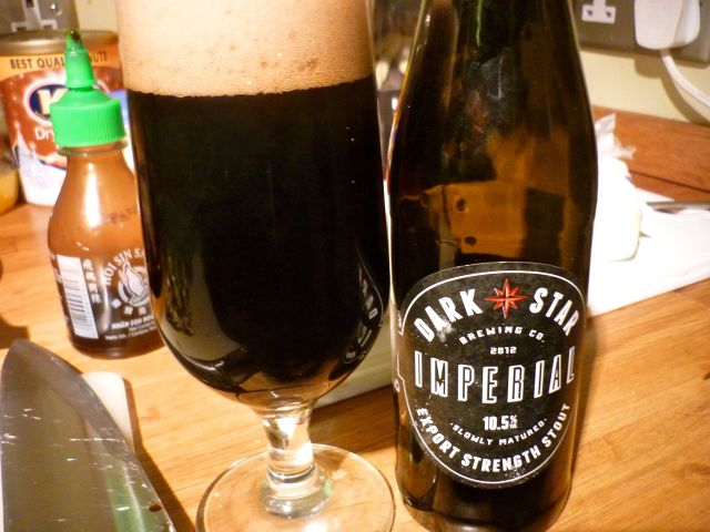 darkstar imperial stout