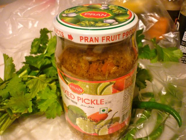 Pran mixed pickle