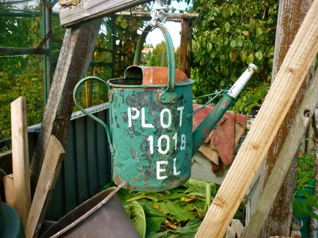 plot number
